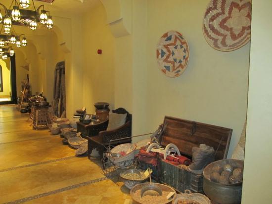 Flurgestaltung Picture Of Qasr Al Sarab Desert Resort By Anantara