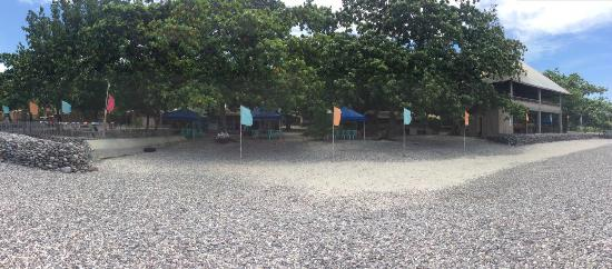 Punta Malabrigo Beach Resort Facade Of The Grounds When Viewed From