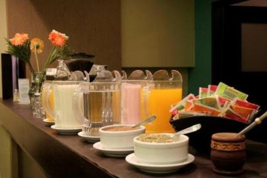 Viasui Hotel: Cafe