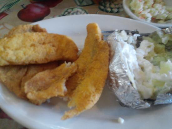 Willow Pond Catfish Restaurant Calvert City Ky