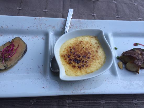 assiette de fromage picture of restaurant la table d. Black Bedroom Furniture Sets. Home Design Ideas