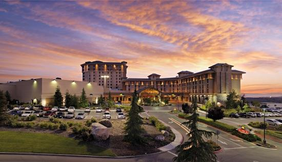 Chukchansi Gold Resort & Casino: Exterior View