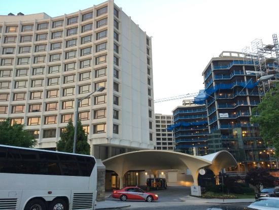 Exterior Picture Of Washington Hilton Washington Dc