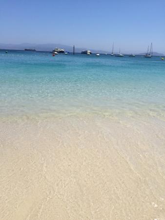 Playa de Rodas: Impresionante