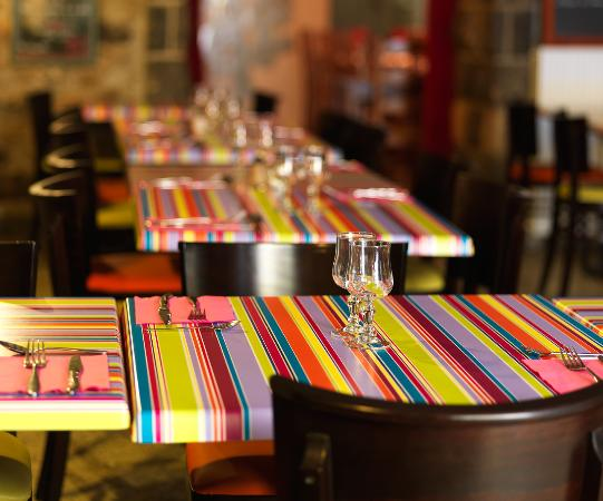 Mercus-Garrabet, Francia: Restaurant LE CATHARE