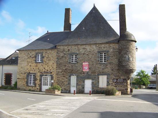 Musée Benoist - Maison de la Forêt