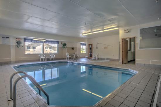 Motel 6 Bozeman: Pool