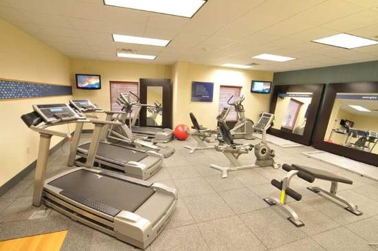 Hampton Inn Gadsden / Attalla: Recreational Facilities
