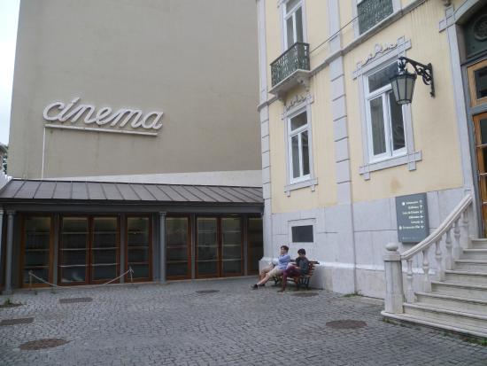 Cinemateca Portuguesa: Acceso a las salas