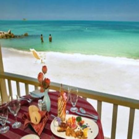 Siboney Beach Club: Restaurant