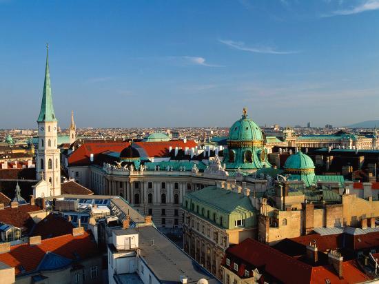 Hotel Pension Arian: Vienna Skyline