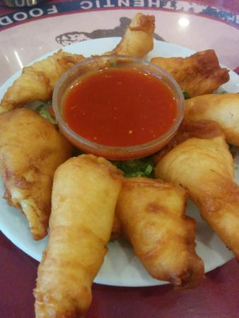 Ox Head Restaurant: Fried Squid