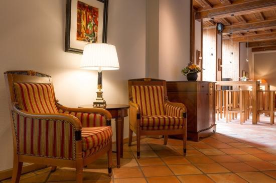 Hotel Restaurant Engel: Lobby