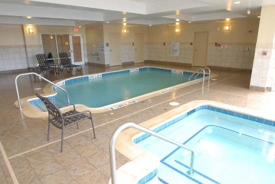Hilton Garden Inn Charlotte/Concord: Recreational Facilities