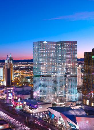 Mandarin Oriental, Las Vegas : Exterior