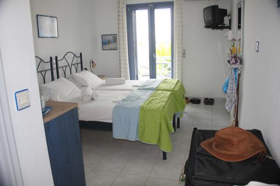 Maistrali Studios: The room