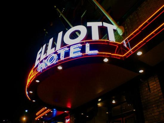 Photo of Hotel Elliott Astoria