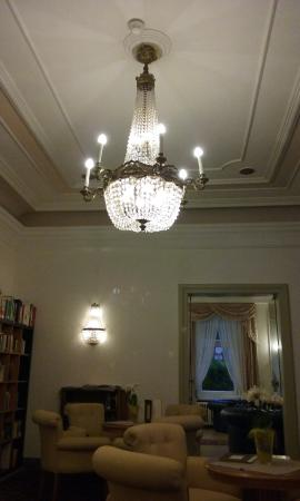 Hotel Adria : salone