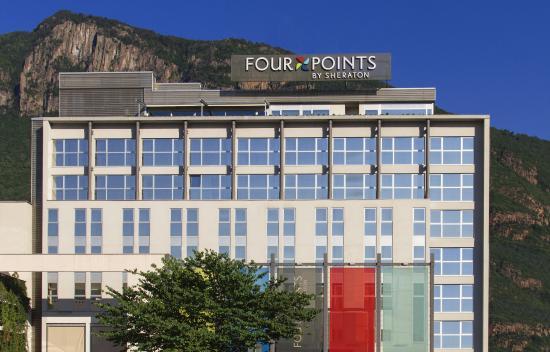 Four Points by Sheraton Bolzano: Exterior