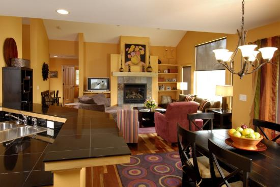 Grand Targhee Vacation Rentals: Interior