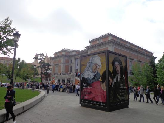 Prado National Museum: Muito procurado.
