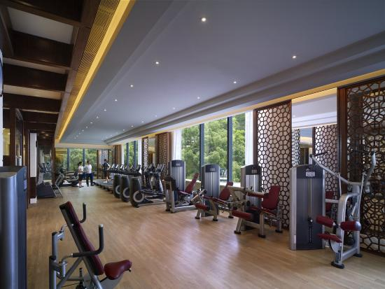 Shangri-La Hotel Guilin: Health Club
