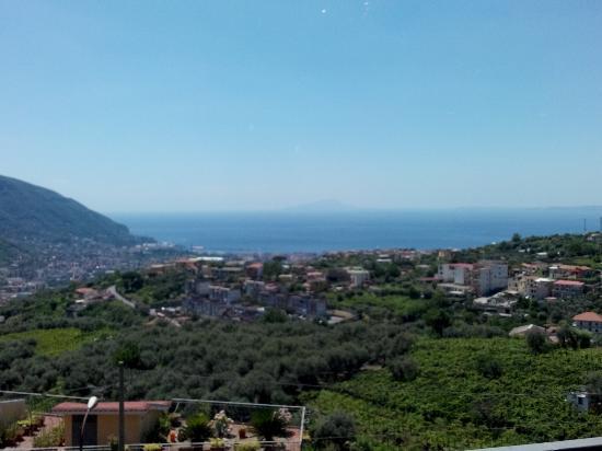 La Canonica: Panorama... Inizio e fine.