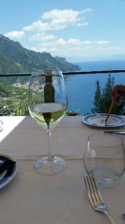 Al Ristoro del Moro: Graal Hotel Ravello Restaurant