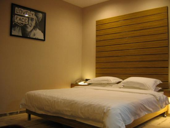 Hotel California Zhongshan : Standard Double Room