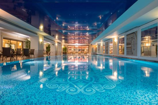 Rixos Almaty: The Spa Pool