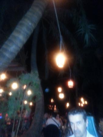 lumières tamisées