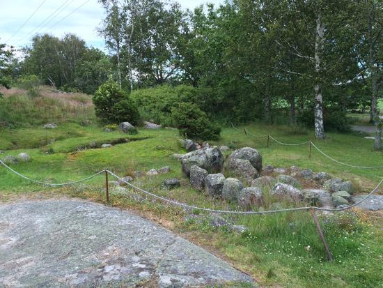Larvik Municipality, Noruega: Gravplass