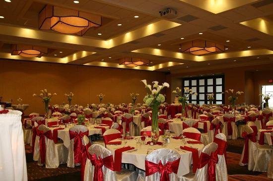 Hampton Inn & Suites Aberdeen: Wedding Reception