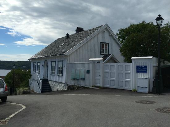Thor Heyerdahls barndomshjem