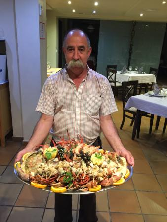 Palmones, Spain: Restaurante Willy