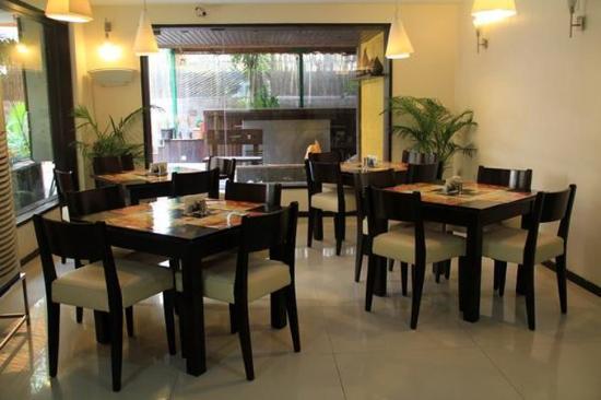 Hotel Orritel West: Restaurant