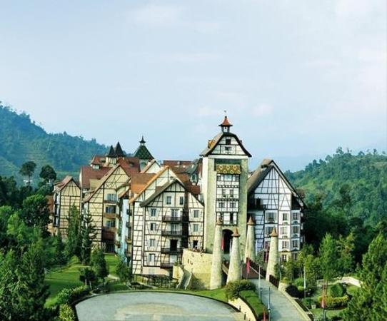 Bukit Tinggi, Malesia: Exterior view