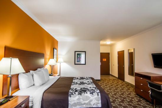 Sleep Inn & Suites I-20: Guest Room
