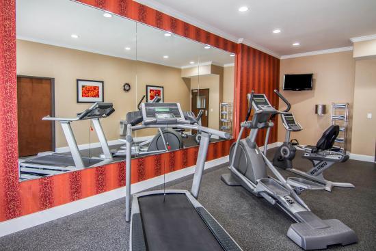 Sleep Inn & Suites Shreveport: Fitness Center