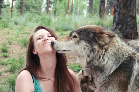 Divide, CO: Kisses from Keara