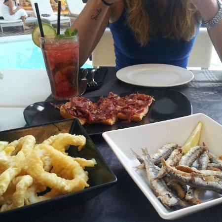 Barcelona Princess: Tapas - GYMBAR