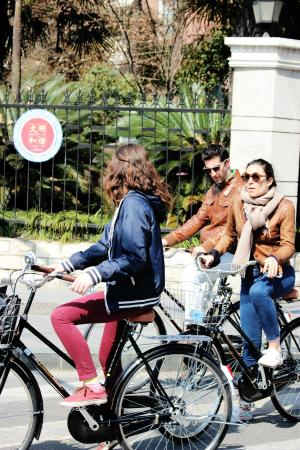 Culture Shock Bike Tours-Day Tour