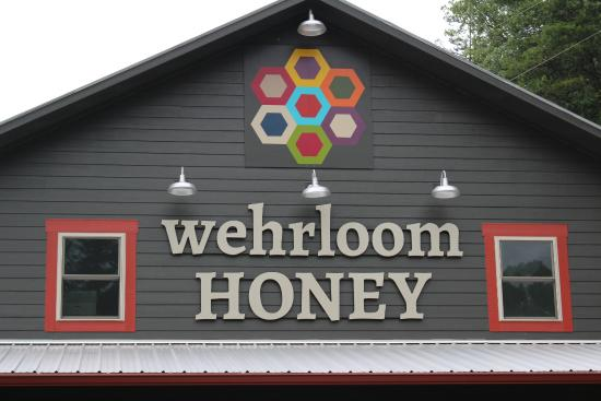 ‪‪Robbinsville‬, ‪North Carolina‬: Wehrloom Honey‬