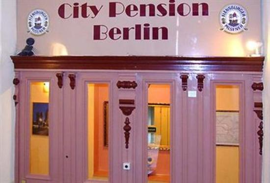 City Pension Berlin : Other
