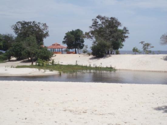 Praia do Tupé : Praia..