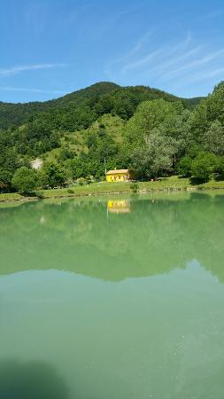 Lago del Sole Lamoli