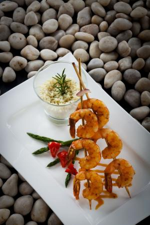 Guaycura Boutique Hotel Beach Club & Spa: Gastronomy