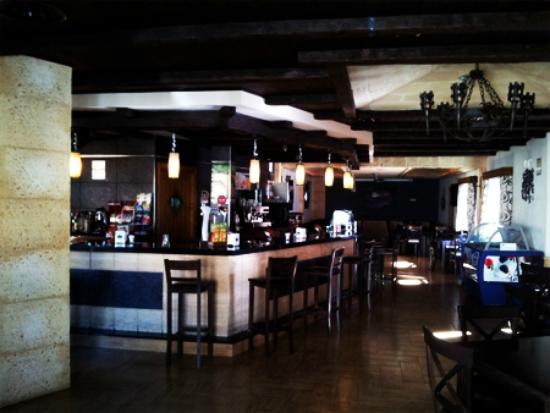 Refugio Convento de Maria: Cafetería