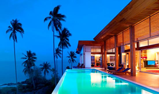 W Retreat Koh Samui: Who Exterior