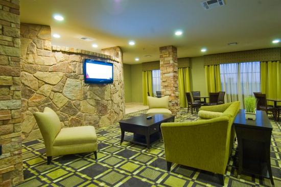 Holiday Inn Express Hotel Marble Falls Tx Great
